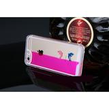 Case Líquido Delfines Iphone 5 Y 5s Hardcase