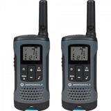 Par Radio Motorola Talkabout Walk Talk T200 Novo Md200 32 Km