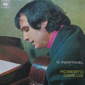 Roberto Carlos - O Inimitavel - As Canç Compacto Vinil Raro