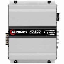 Módulo Amplificador Taramps Hd 800 Rms 2 Ohms 1 Canal Hd800