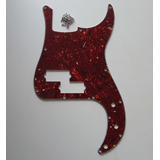 Pickguard Bajo Precision Bass Cafe Tortoise (fender, Squier)