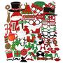 Accesorios Decoración De Navidad 62 Pieza Pbpbox