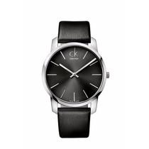 Reloj De Vestir Calvin Klein Caballero K2g21107 Swiss Made