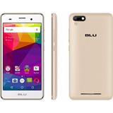Celular Smartfone Blu Dash X2 Android 6.0 Tela 5 Câmera 8 3g
