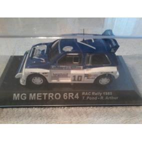 Rally Mg Metro 6r4 Rac Rally 1985 1/43 Altaya/ixo