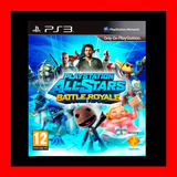 Playstation All Stars Battle Royale Ps3 Digital