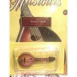 Miniatura Bandolim Instrumentos Musicais Salvat Nº 21