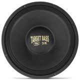 Alto Falante Subwoofer Eros 15 Target Bass 1500w 3k 3.0k 4hm