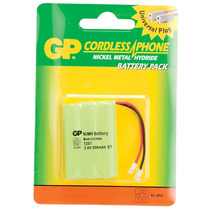 Pila Bateria Telefonica Recargable Niquel-metal 3.6v Gpt207