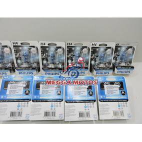 Lâmpadas Philips Extraduty Crystal Vision H4 35w - 4300k