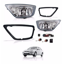 Kit Farol De Milha Ford Focus Sedan 2004 2005 2006 2007 2008