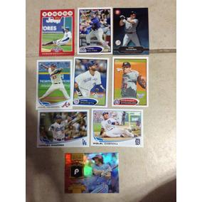 Diferentes Tarjetas De Beisbol