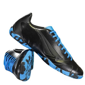 Tenis Penalty Futsal Victoria Rx Black Azul Adulto Original