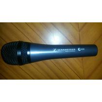 Micrófono Profesional Sennheiser E835 Original