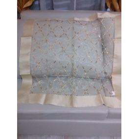 Carpeta Bordada Importada, Para Mesa, Muy Fina, Nueva