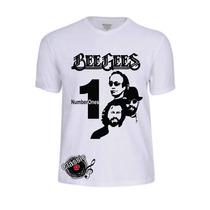 Camisas Camisetas Bee Gees Banda Baby Look Rock Pop Beegees