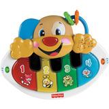 Piano Cachorrinho Aprender Brincar Musical Fisher Price