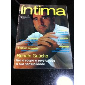 Revista Intima Renato Gaucho Pelado Jogador Gostoso Bem Dota