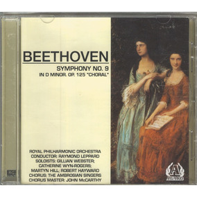Oferta!!!! Beethoven - Symphony N° 9