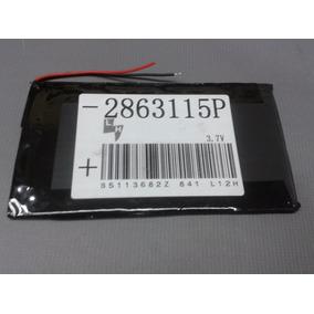 Bateria Tablet,gps,etc 3,7v 2 Fios