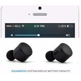 Mini Manos Libres Bluetooth Dual Stereo Audifonos Musica X1t