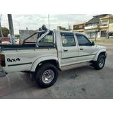 Hilux 98 4x4 Sr5 Doble Cabina Full Full Motor Echo A Nuevo