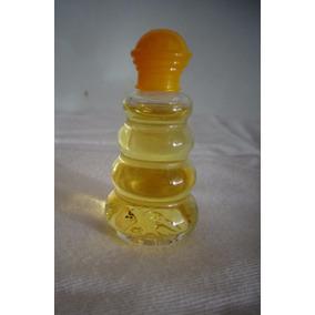 Perfume Miniatura Samba Nova Work Shop Francês 7,5 Ml Antigo