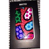 Forro Iphone 4s Romero Britto