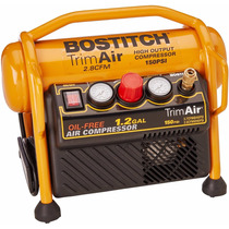 Compresor De Aire Portátil Sin Aceite 1gal 150psi Bostitch