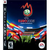 Ps3 Uefa 2008 Euro Cup (aceptamos Mercado Pago Y Oxxo)