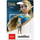 Amiibo Zelda The Legend Of Zelda Breath Of The Wild