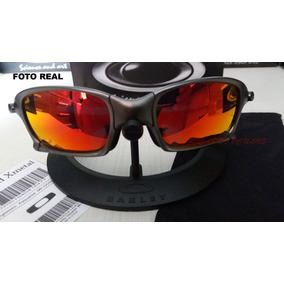 Squared X Metal Lentes Fire Outras Marcas - Óculos De Sol Oakley no ... 10ae4ebe33