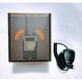 Radio Baofeng Uv-5r + Plus Vhf/uhf + Micro + Antena Nagoya