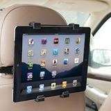Suporte Encosto Banco Veicular Ipad 1 2 3 Mini Galaxy Tab