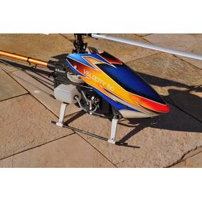 Helicoptero Velocity 50 Motor O.s 55 Raptor Trex 500 600