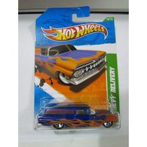 T-hunts Chevy Delivery Carrinho Raro!!!