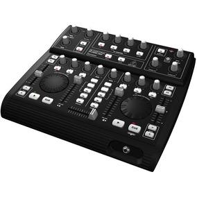 Mesa Controladora Pra Djs Usb Midi Behringer Bcd 3000