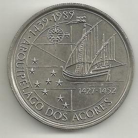 100 Escudos - Portugal - Arquipélago De Açores - Barco
