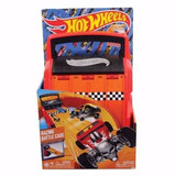 Valija Pista Lanzadora Autos Hot Wheels Racing Battle Case