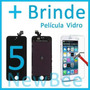 Tela Touch Display Lcd Iphone 5 5c 5s + Brinde Pelicula