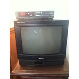 Televisor Sony 14 Trinitron Permuta