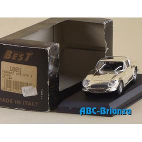 Ferrari 275 Gtb E Cabriolet- Silver