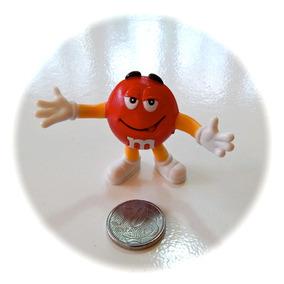Boneco M&m Mini Vermelho - Americano