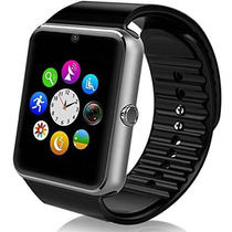 Todo-en-1 Bluetooth Reloj De Pulsera De Reloj Teléfono Con R