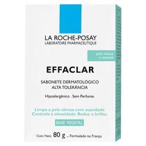 Effaclar Sabonete Alta Tolerância 80gr La Roche-posay