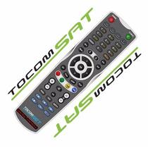 Controle Remoto Tocomsat Phoenix Hd Pronta Entrega