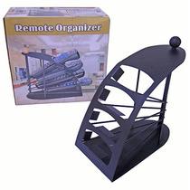 12un Organizador Metal Para Controles Remotos A:20xl:20cm