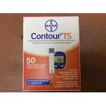 Tiras Reactivas Para Medir Glucosa Bayer Contour Ts