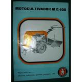 Publicidad Antigua Maquinaria Rural Moto Cultivador Granjero