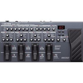 Pedaleira Boss Me-80 Processador De Efeitos Para Guitarra